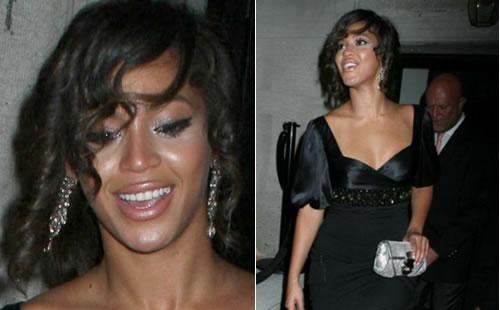 beyoncenuovotaglioscuri Il nuovo look di Beyoncé