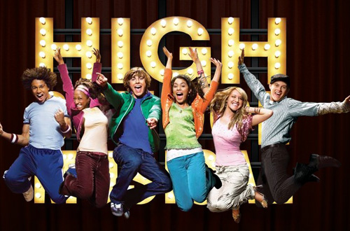 highschoolmusical 02 HSM + HSM2 = Italia 1
