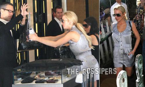 lindschanelletta Lindsay Lohan sta scontando la sua pena