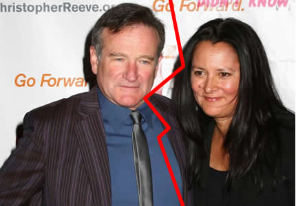 divorzzzz E finito il matrimonio di Robin Williams