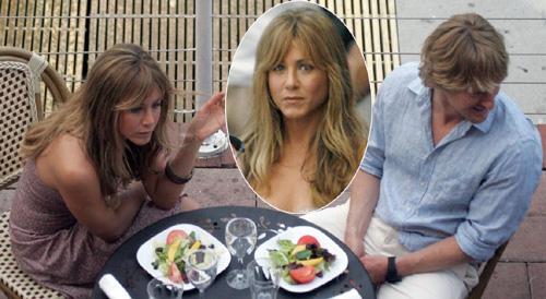 janistonwilson Jennifer & Owen @ Marley & Me