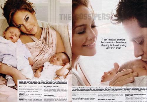 jlogeme1 Un altro sguardo ai gemellini di Jennifer Lopez