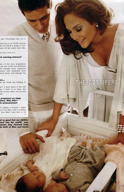 jlogeme3 Un altro sguardo ai gemellini di Jennifer Lopez
