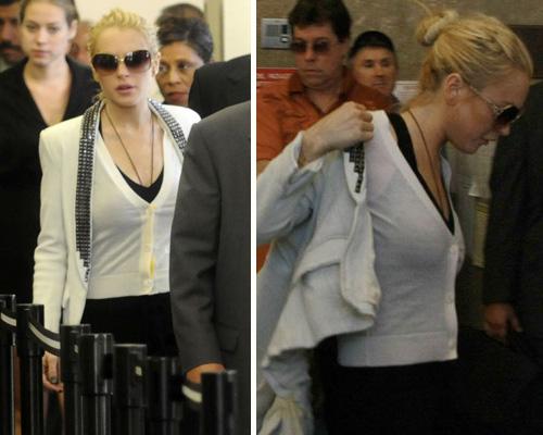 lohan tribunale Niente prigione per Lindsay Lohan