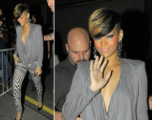 Nella LondraGossip Rihanna Di Notte Di Nella LondraGossip Rihanna Rihanna Nella Notte Notte 5jq43ARL