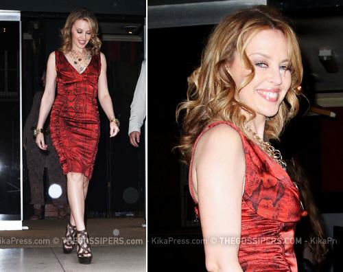minogue radio Niente più botox per Kylie Minogue
