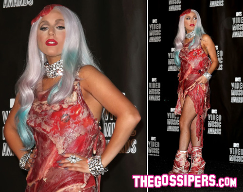 gaga vmas2010 Lady GaGa vince tutto agli Mtv Video Music Awards 2010