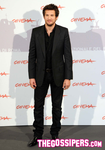 """Guillaume Canet a Roma per """"Last Night"""""""