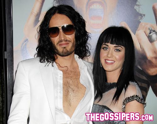 sposati Russell Brand e Katy Perry si sono sposati!