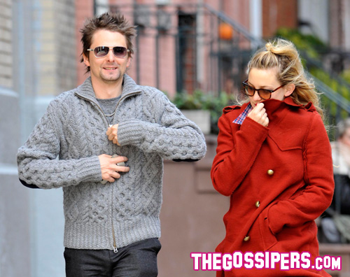 bebe hudson bellamy Bebè in arrivo per Kate Hudson e Matthew Bellamy!