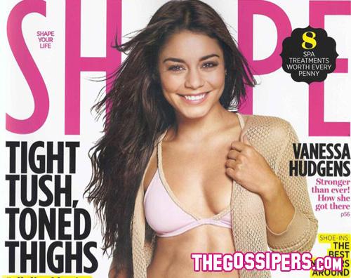 vanessa shape Vanessa Hudgens in forma per SHAPE