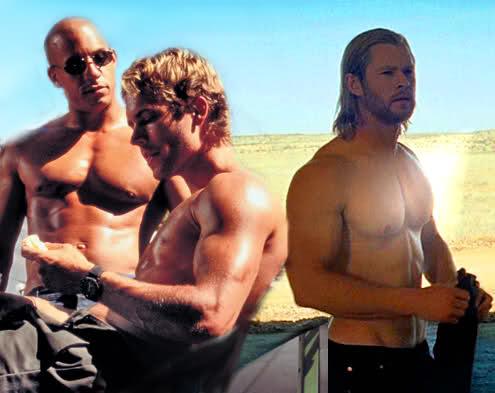 Fast Five e Thor