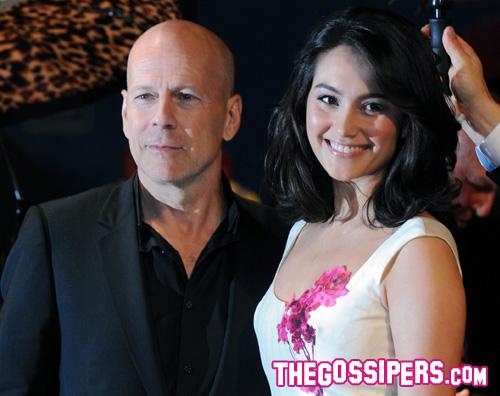 bruce emma incinta Bruce Willis sarà padre per la quinta volta