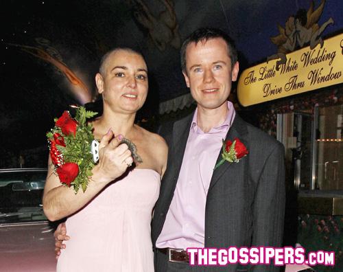 MATRIMONIO sinead Sinead OConnor si separa dopo 18 giorni di matrimonio!