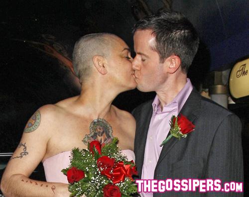 connor 2 Sinead OConnor si separa dopo 18 giorni di matrimonio!