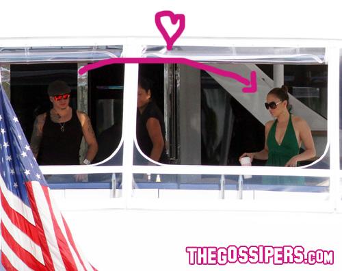 miami jlo casper Jennifer Lopez a Miami con Casper e i bambini