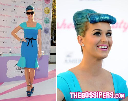 katy ciglia Katy Perry lancia una linea di ciglia finte