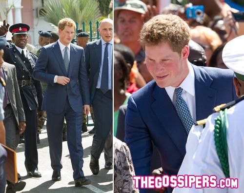 harry principe Il principe Harry festeggia i 60 anni di regno