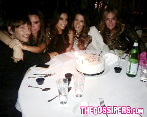vic compleanno Eva Longoria festeggia il compleanno con le amiche