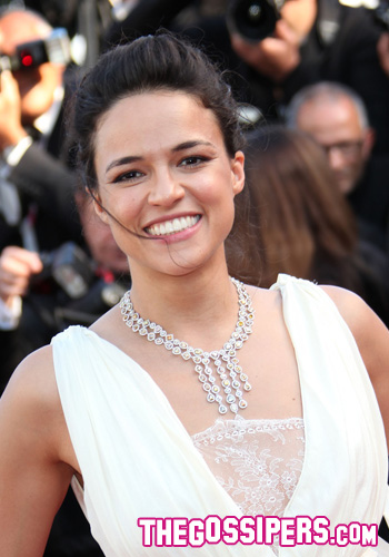 "Michelle Rodriguez @ premiere di ""Killing Them Softly"""
