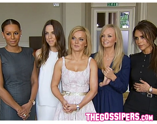 spice Le Spice Girls pronte a chiudere le Olimpiadi