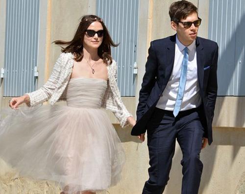 keira Keira Knightley ha sposato James Righton!