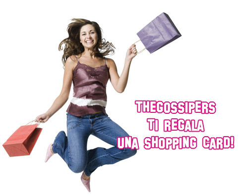 E la shopping card da 200 euro va a….