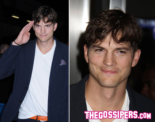ashton steve Ashton Kutcher è lattore più pagato della TV