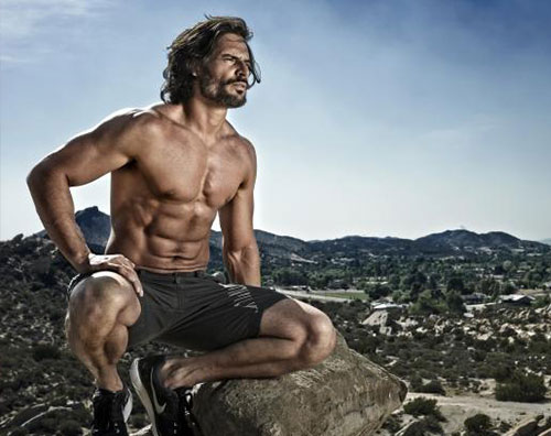 "Joe Manganiello ""Evolution"""