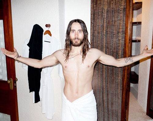 © Jared Leto / Terry Richardson
