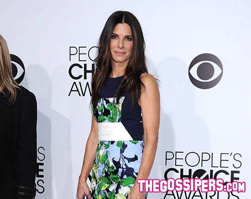 sandra bullock Peoples Choice Awards 2014: i vincitori