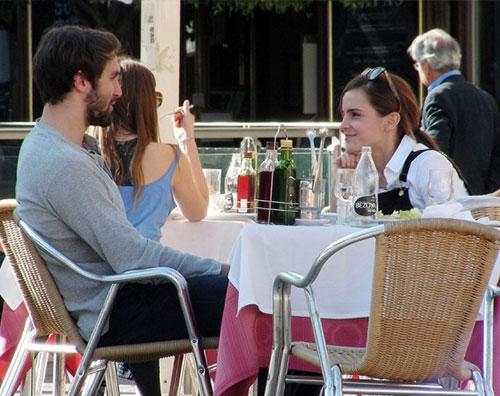 Emma Watson a pranzo con il fidanzato | Gossip Michelle Williams Instagram