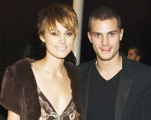 Jamie e Keira ai tempi della loro storia