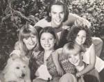 """Il cast di """"Seven Heaven"""" ai tempi della prima serie"""
