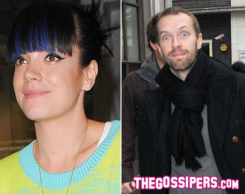 Chris Martin e Lily Allen sono una coppia? - Chris-Lily