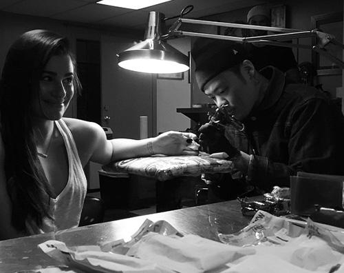 Foto: @Instagram/ Lea Michele