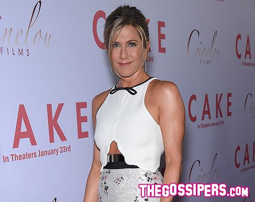 Jennifer  Jennifer Aniston presenta Cake a Hollywood