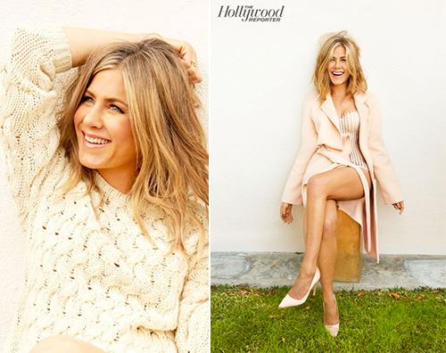 Jennifer Aniston21 Jennifer Aniston: Sono dislessica