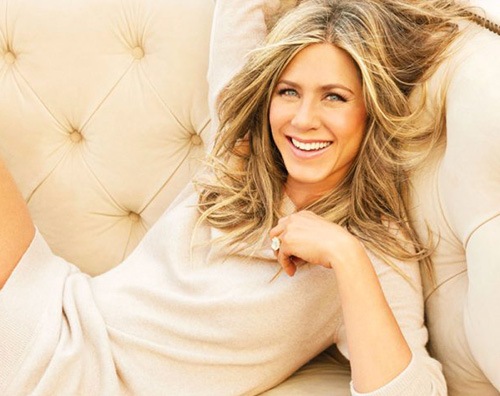 Jennifer aniston3 Jennifer Aniston: Sono dislessica