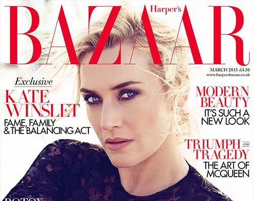 Kate Winslet Kate Winslet No ho fatto uso di Botox