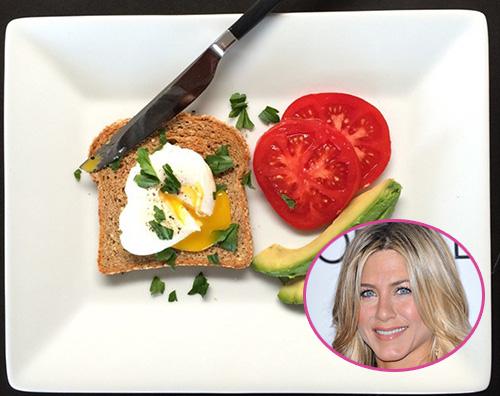Jennifer Aniston Jennifer Aniston, le sue abitudini alimentari su Instagram