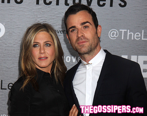 Jennifer Aniston Hustin Theroux Jennifer Aniston e Justin Theroux si sono sposati
