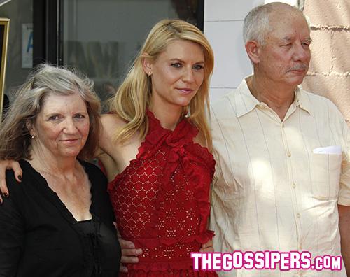 Claire Danes 2 Claire Danes riceve la sua stella sulla Walk Of Fame