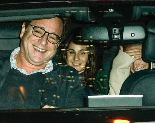 Ashley Olsen 2 Ashley Olsen e Bob Saget insieme a New York