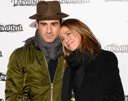 Justin Jennifer Jennifer Aniston e Justin Theroux, red carpet di coppia a NY