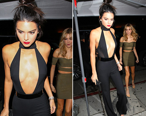 Kylie Jenner Kendall Jenner festeggia i suoi 20 anni