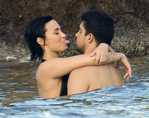 Demi Lovato e Wilmer Valderrama si sono lasciati