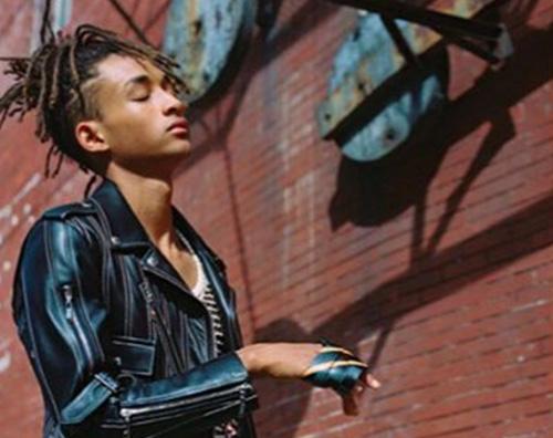 Jaden Smith è il volto della nuova campagna pubblicitaria di Vuitton