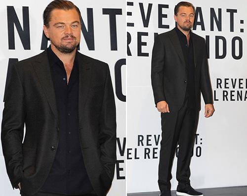 Leonardo DiCaprio1 Leonardo DiCaprio arriva in Messico per Revenant