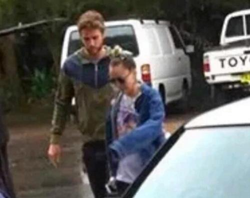 Miley Cyrus e Liam Hemsworth: capodanno insieme?